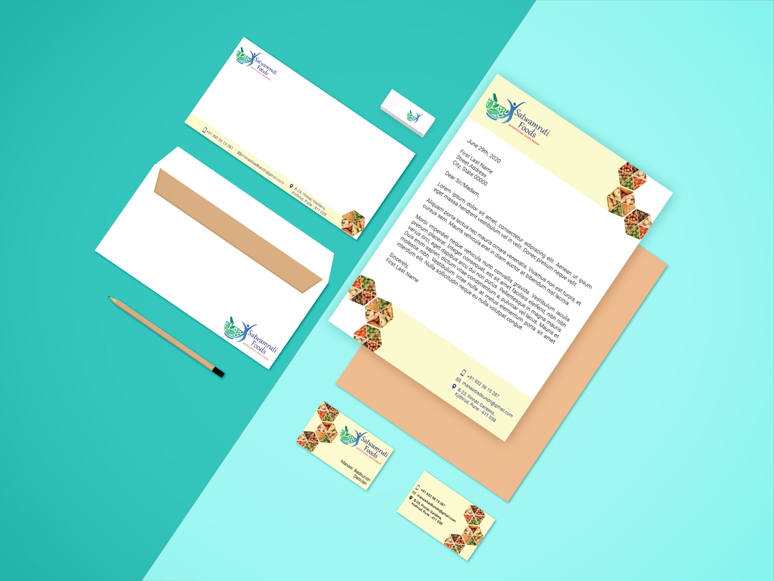 satwamruti-stationery-design