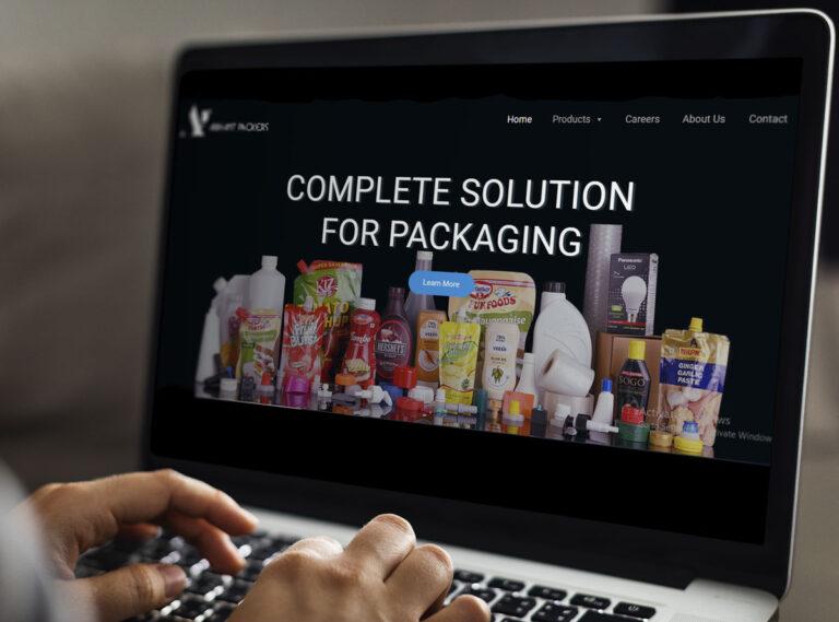 pixel-designs-website-development-arihant-packers